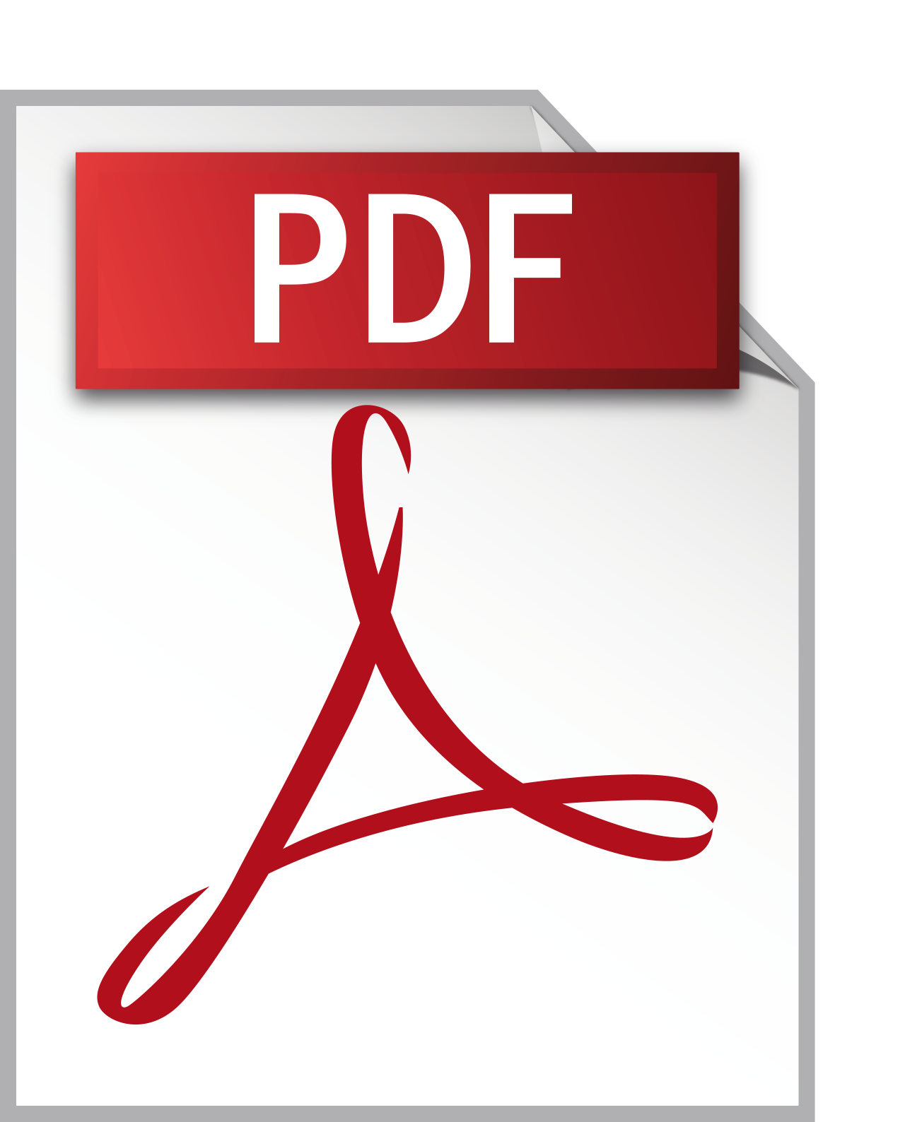 Image result for pdf symbol icon