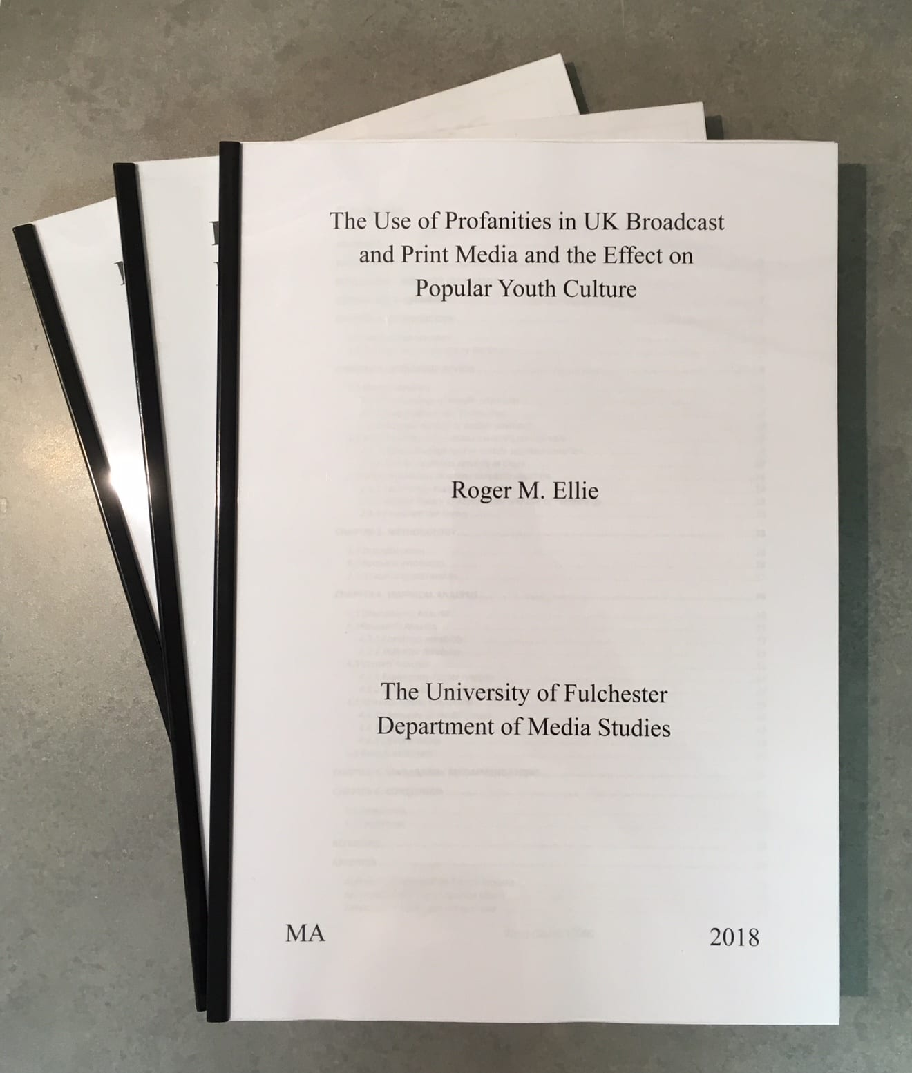 Completed phd thesis