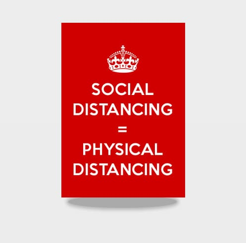 SOCIAL-DISTANCING-IS-PHYSICAL-DISTANCING